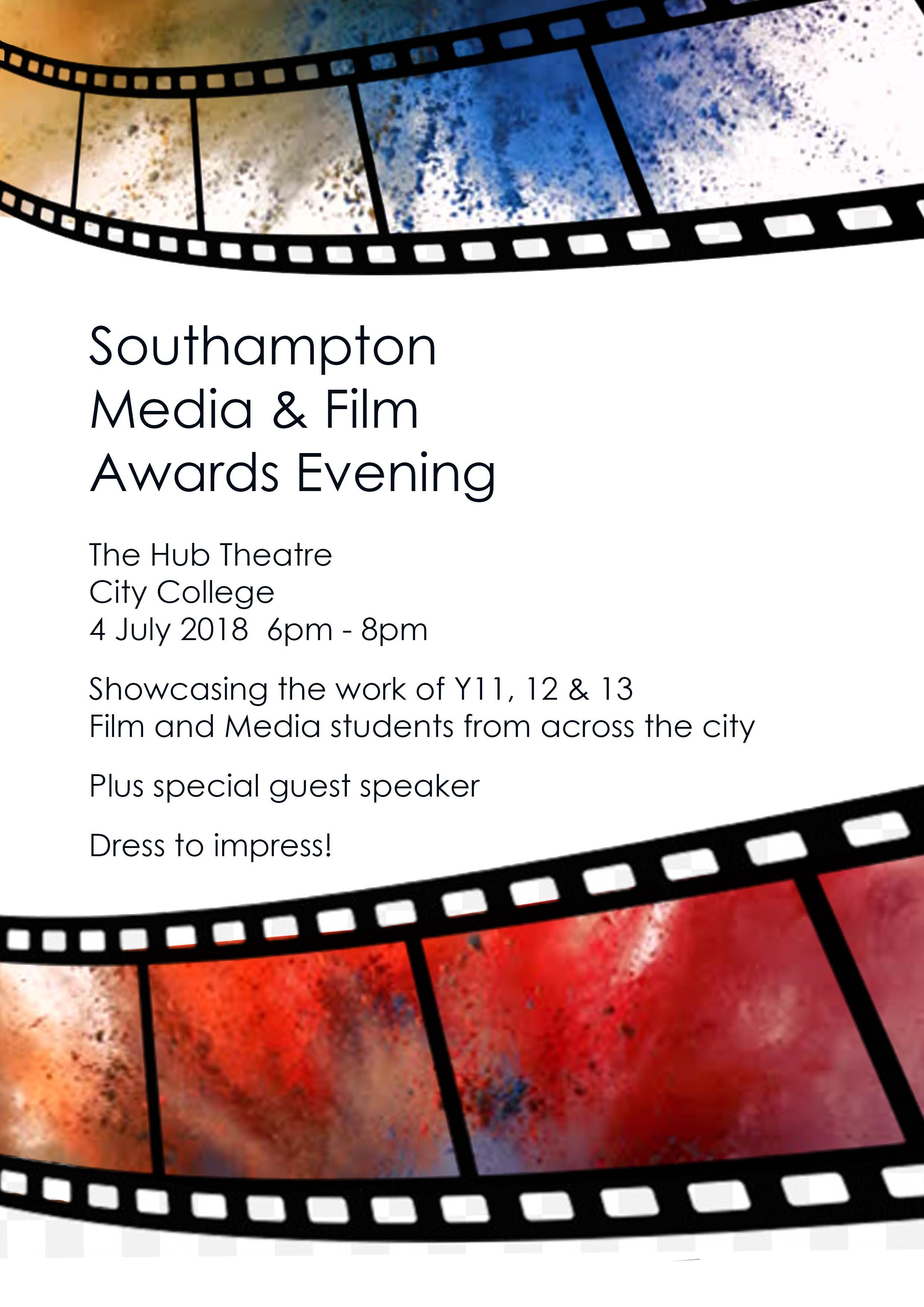 Southampton Media And Film Awards